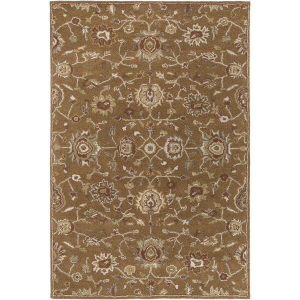 Dyal Olive Area Rug by Charlton Home