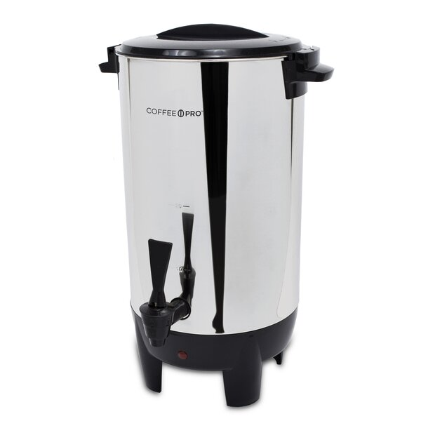 30-Cup Home-Business Single Wall Coffee Urn by CoffeePro