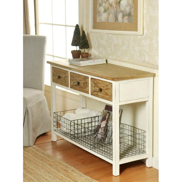 Gemma Console Table By August Grove