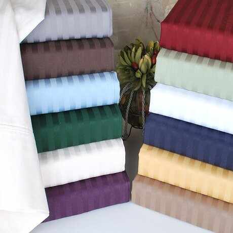 Embossed Sheet Set by Plazatex / Sheradian