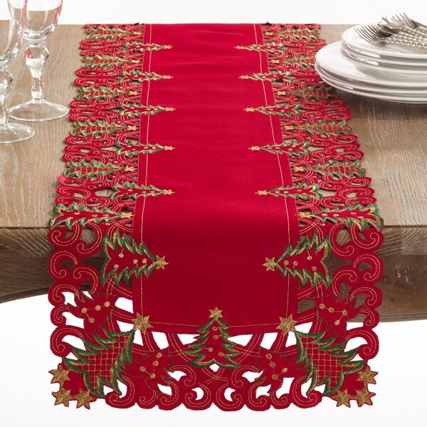 Holiday Table Runner by The Holiday Aisle