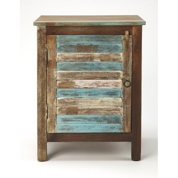 Laroche Painted Nightstand by Millwood Pines