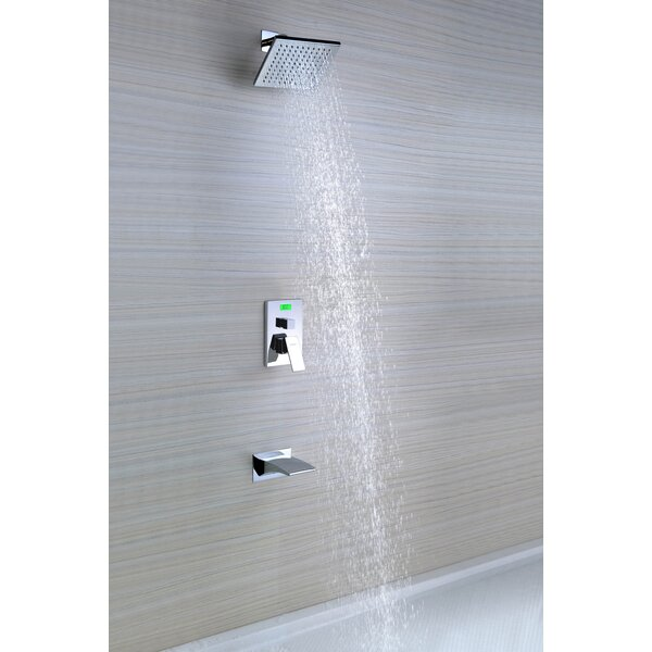 Tub & Shower Faucet By Sumerain International Group
