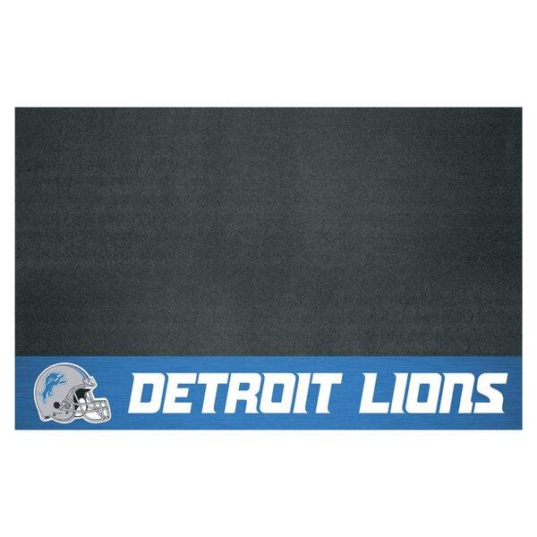 NFL - Detroit Lions Grill Mat by FANMATS