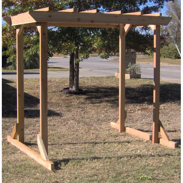 Wood Arbor by Threeman Products
