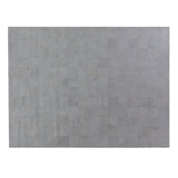 HandWoven Silver/Ivory Area Rug by Exquisite Rugs