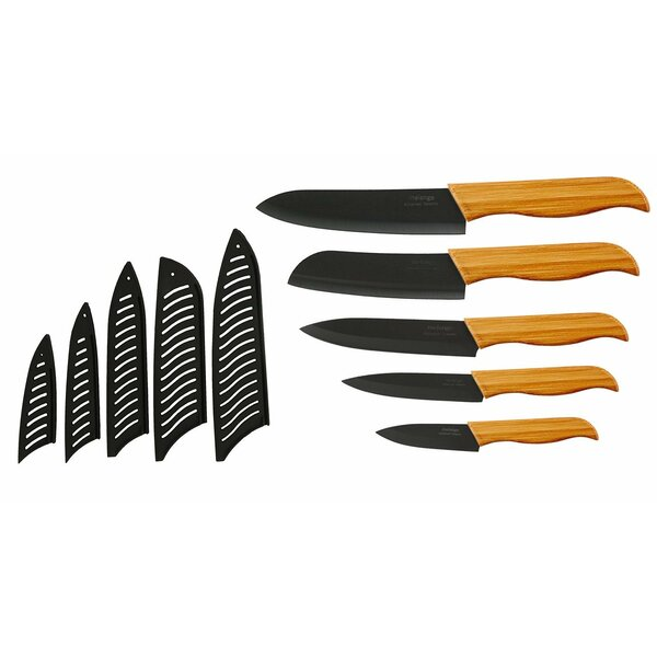 10 Piece Knife Set by Melange