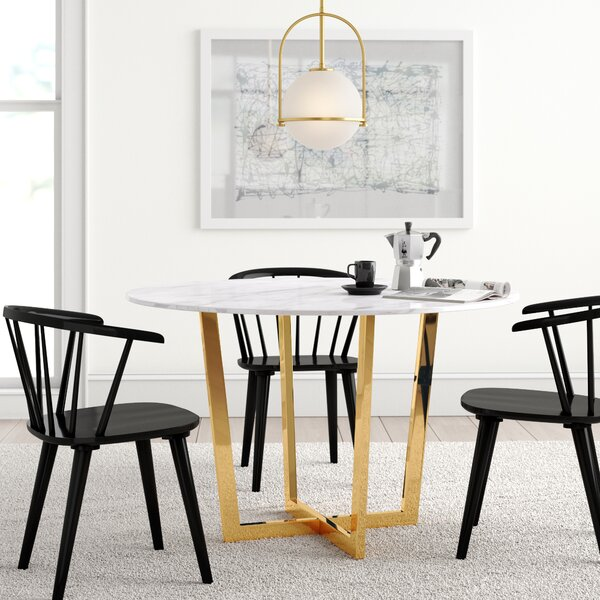 Natanael Dining Table by Willa Arlo Interiors