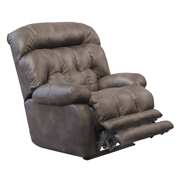 Lingle Faux Leather Power Recliner W001960605