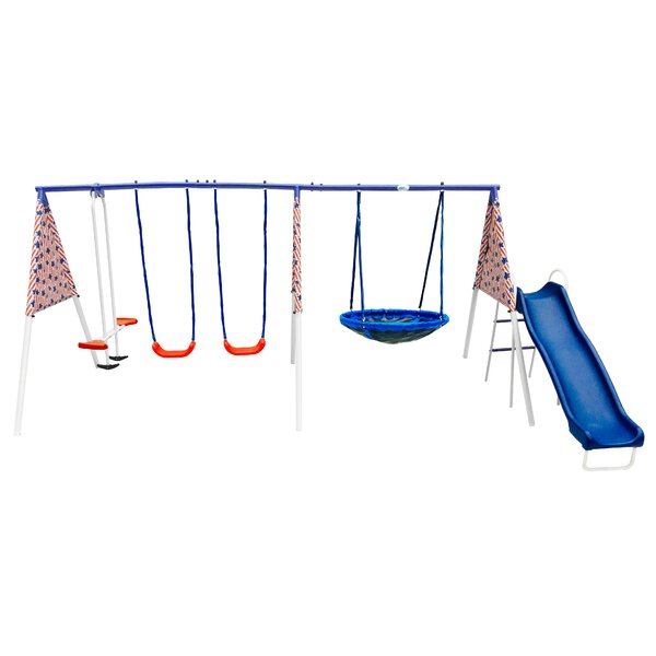 Freedom Swing Set by XDP Recreation