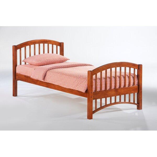 Dupras Myrick Twin Bed Frame by Harriet Bee