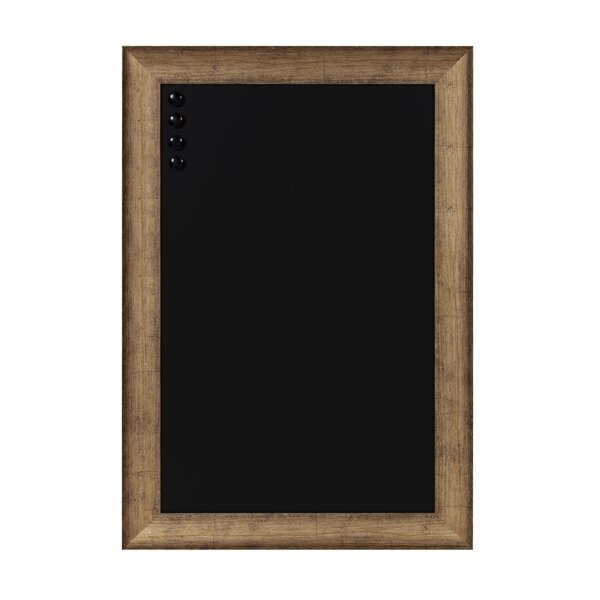 Harvest Decorative Wall Mounted Magnetic Chalkboard, 18.5 x 27.5 by Kate and Laurel