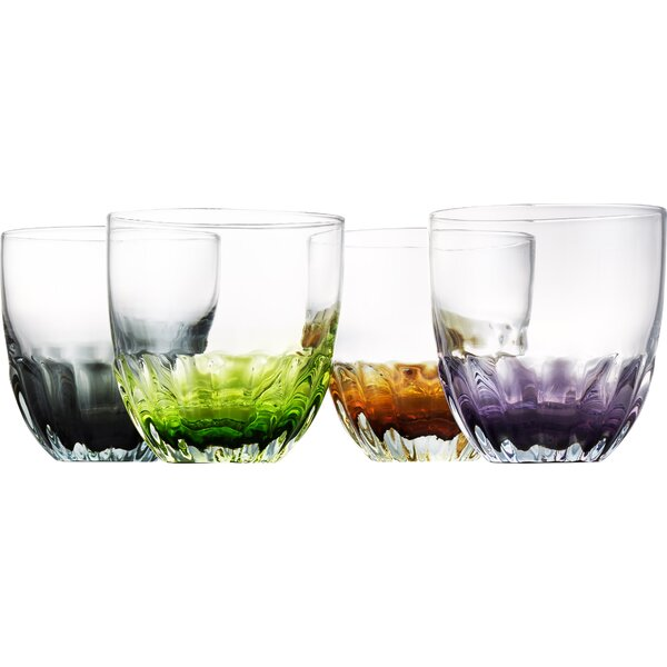 Inabinet DOF Glass (Set of 4) by World Menagerie