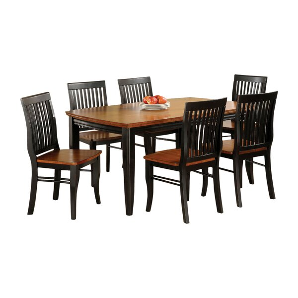 Pedrina 7 Piece Dining Set by Hokku Designs