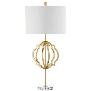 Great deal Rossett 31 Table Lamp (Set of 2) By Everly Quinn