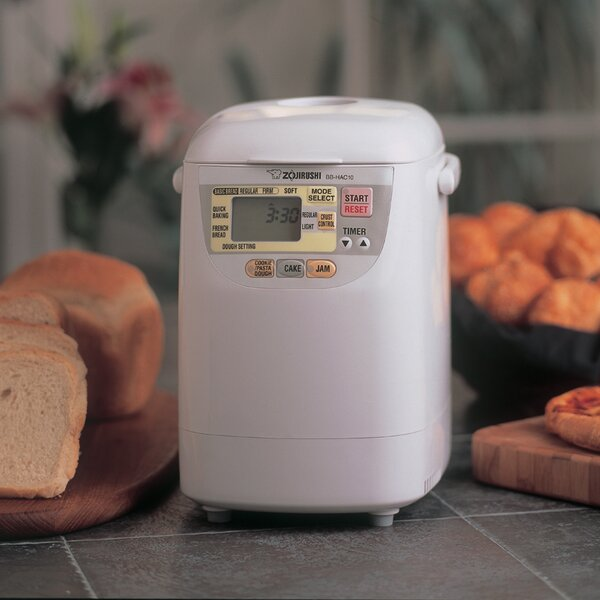 1 Pound Home Bakery Mini Bread Maker by Zojirushi