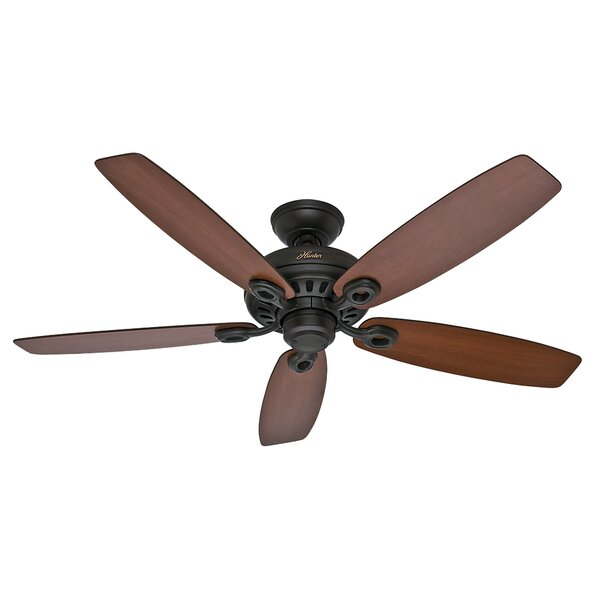52 Markham 5-Blade Ceiling Fan by Hunter Fan