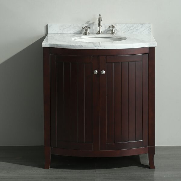 Hackleburg 30 Single Bathroom Vanity Set by Breakwater Bay