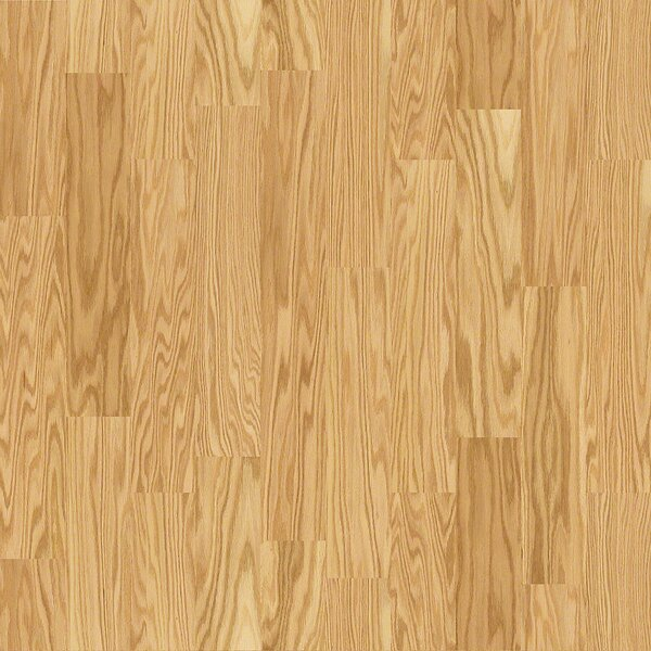 5 Engineered Oak Hardwood Flooring in Red Oak Natural by Wildon Home ®