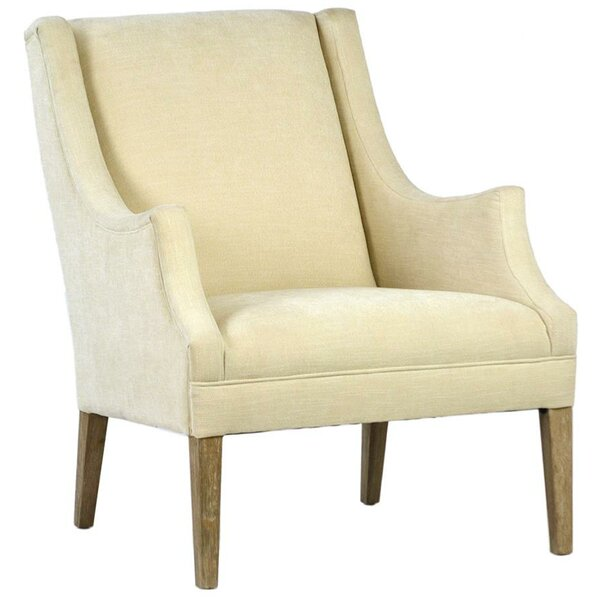 Kidwelly Wingback Chair by Gracie Oaks