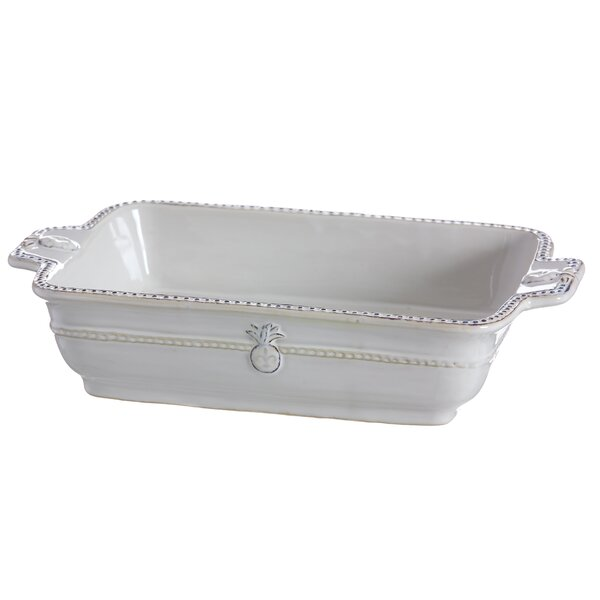 Sweet Celebrations Casserole Divided Serving Dish by Cypress Home