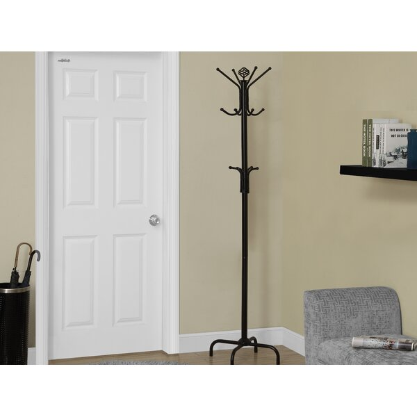 Metal Coat Rack by Monarch Specialties Inc.