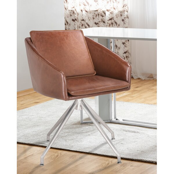 Ludowici Uphlostered Dining Chair by Foundry Select