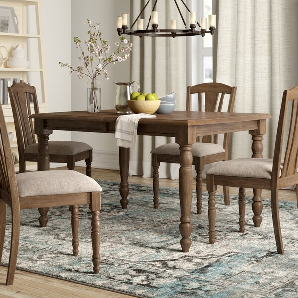 Perez Extendable Dining Table by Birch Lane™ Heritage