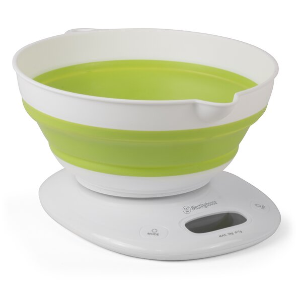 Digital Kitchen Scale by Westinghouse