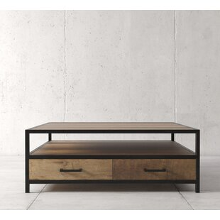 Alter Coffee Table with Storage