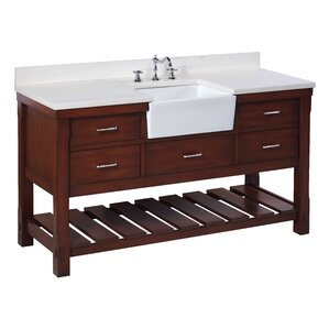 Bathroom Vanity Under $500 medium wood bathroom vanities | joss & main