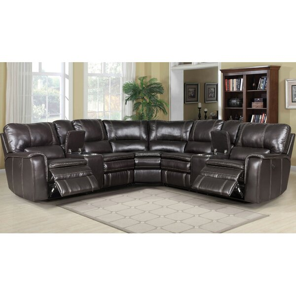 Rossetti Reclining Sectional by Red Barrel Studio