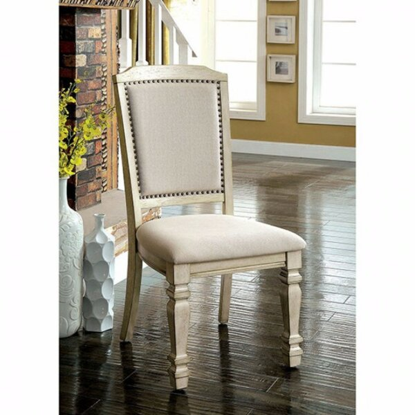 Brunon Transitional Dining Chair (Set of 2) by Darby Home Co