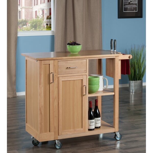 Smardale Kitchen Cart By Winston Porter Savings