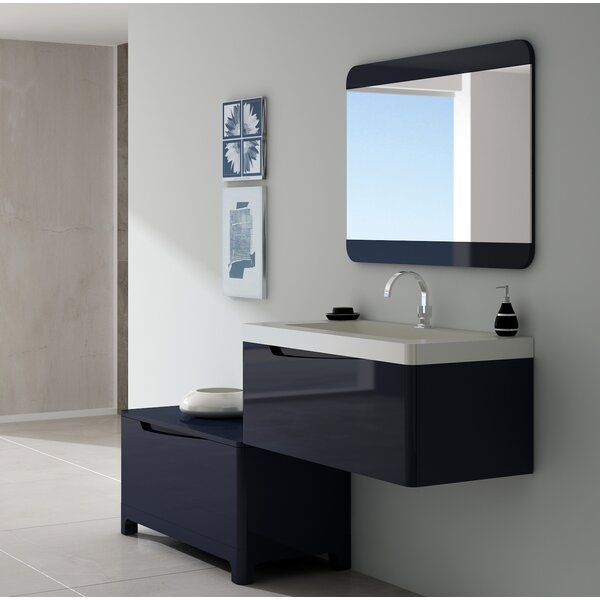 Combest 24 Single Bathroom Vanity Set by Orren Ellis
