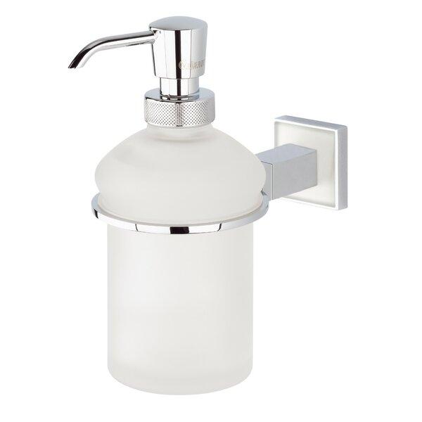 Cubis Plus Liquid Soap Dispenser by Valsan