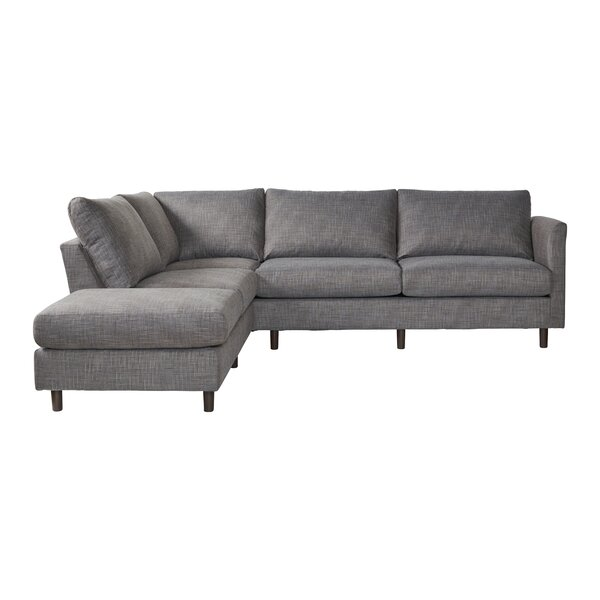 Top Design Sectional Left Hand Facing by Serta Upholstery by Serta Upholstery