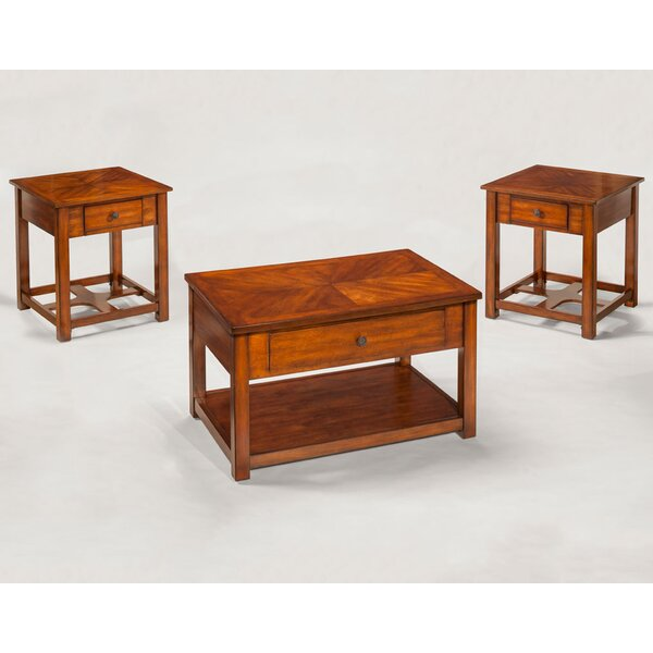 Cliffo 2 Piece Coffee Table Set by Loon Peak Loon Peak