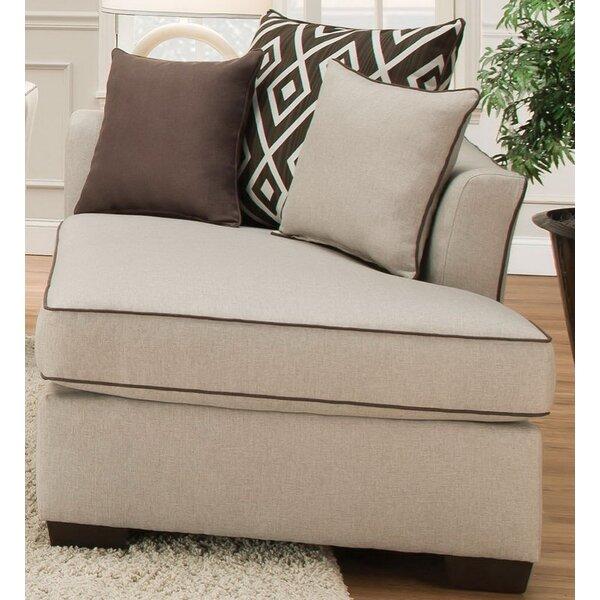 Liesel Chaise Lounge by Latitude Run