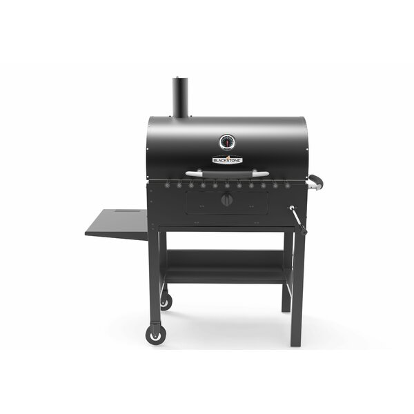 45 Kabob Charcoal Grill with Side Shelves by Blackstone