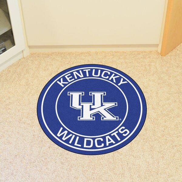 NCAA University of Kentucky Roundel Mat by FANMATS