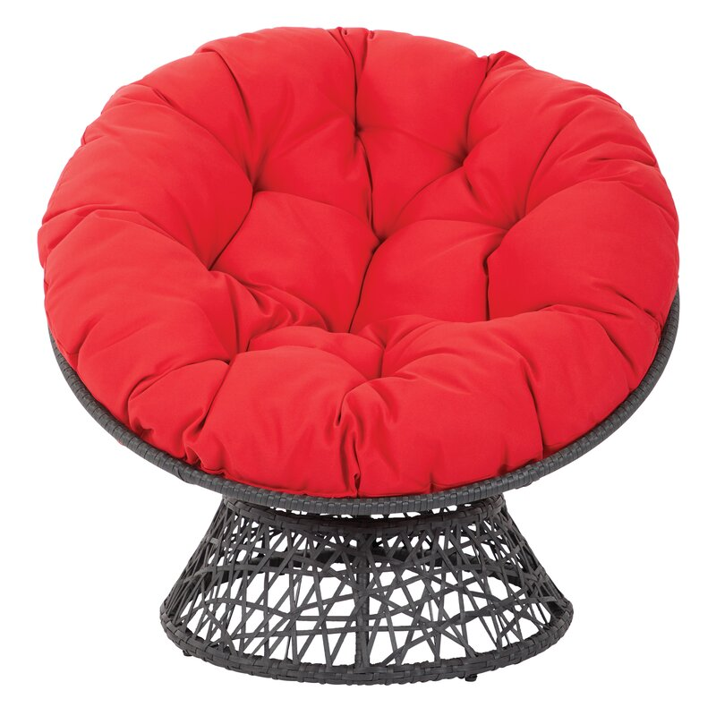 Papasan Chair  sc 1 st  Wayfair & OSP Designs Papasan Chair u0026 Reviews | Wayfair
