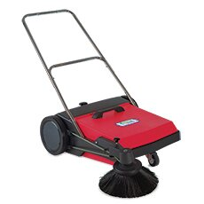Compact Manual Sweeper by Mastercraft