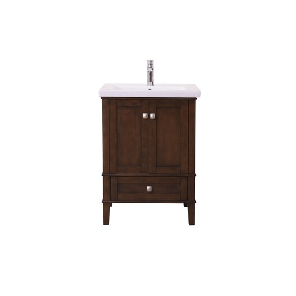Madalyn 24 Single Bathroom Vanity Set by Charlton Home