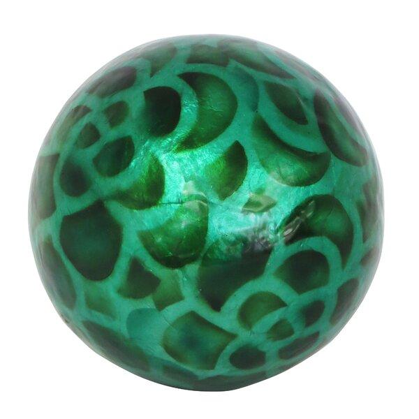 Petals Ball (Set of 2) by Dekorasyon Gifts & Decor
