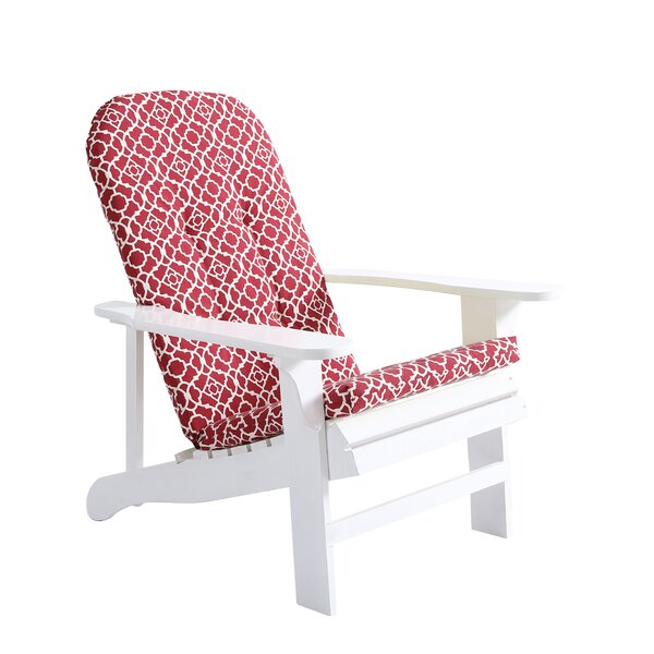 Waverly Lexie Indoor/Outdoor Adirondack Chair Cushion by Waverly