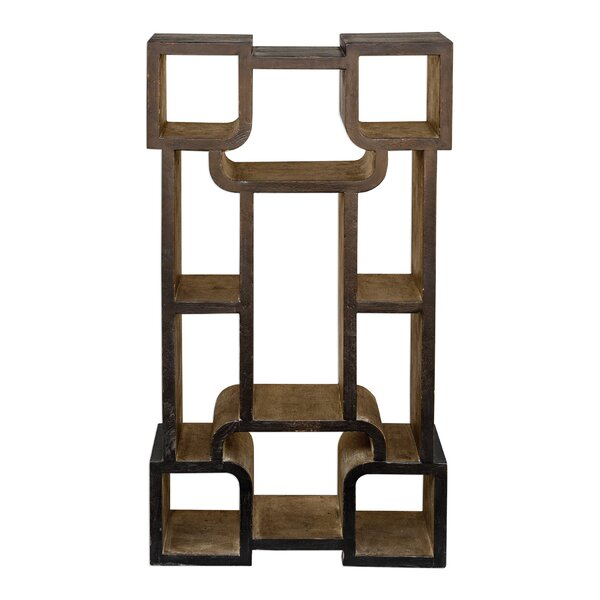 Lillianna Multi-Functional Etagere Bookcase by Bloomsbury Market