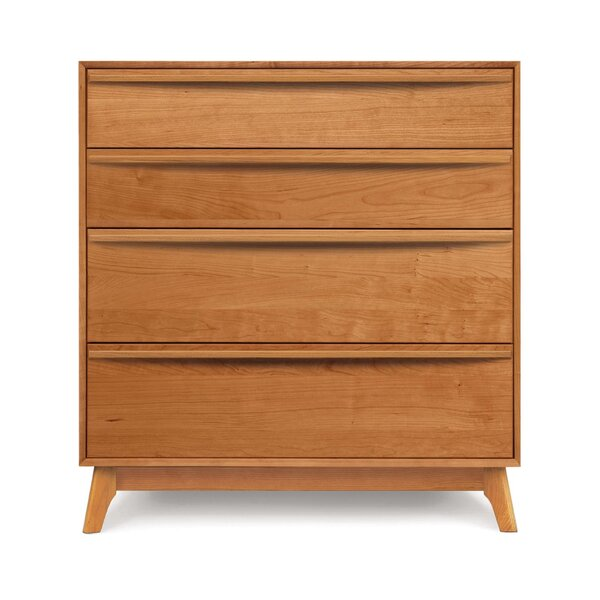 Catalina 4 Drawer Chest by Copeland Furniture