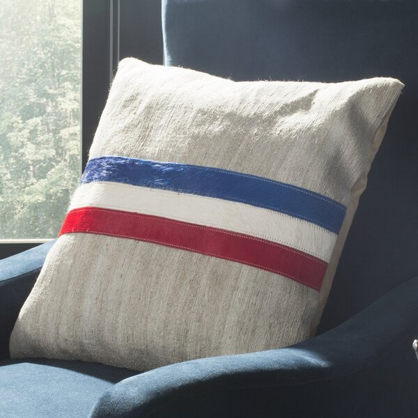 Zavarce Throw Pillow by Longshore Tides