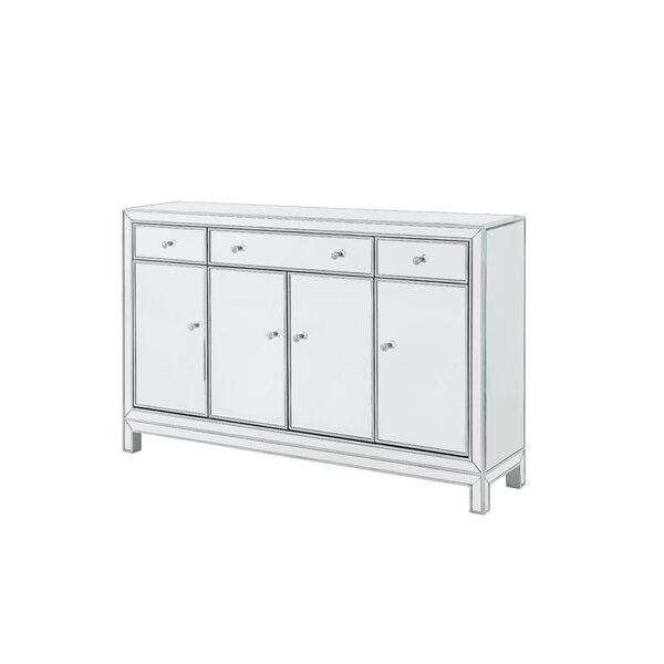 Mariaella 3 Drawers Accent Cabinet by Rosdorf Park